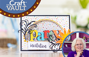 Craft Vault - 1st Feb - Up To 65% Off with Joe & Fiona