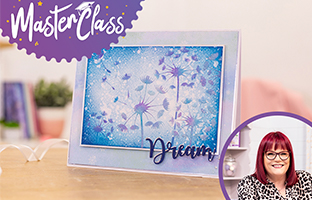 Master Class - 1st July - Embossing with Mixed Media