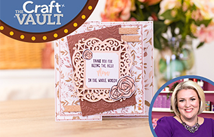 Craft Vault - 2nd Feb - Everything Half Price with Joe & Sara