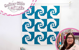 Softer Side of Life - 2nd May - NEW Build A Block Nautilus & Kaleidoscope