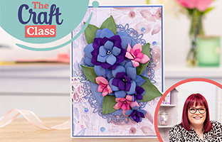 Craft Class - 4th April - Flower Making Special