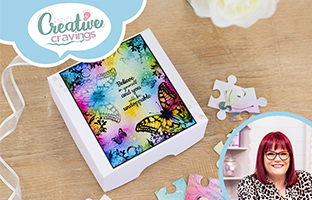 Creative Cravings - 5th May - Jigsaw Dies, Stacked Easels