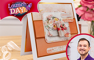 Launch Day - 6th April - NEW Hunkydory