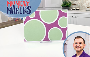 Monday Makers - 8th March - Memory Album Spine, Dreamees