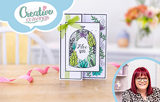 Creative Cravings - 11th August - Aperture Stamps, Build a Bouquet & more