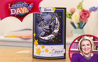 Launch Day - 12th Feb -  NEW Create A Card Big Scene