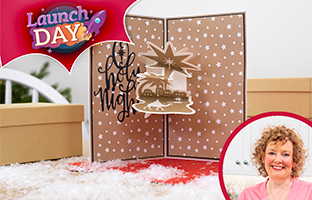 Launch Day - 13th August - NEW Christmas Twist & Pop
