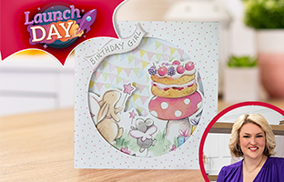 Launch Day -  15th March - NEW Hunkydory with Joe & Sara