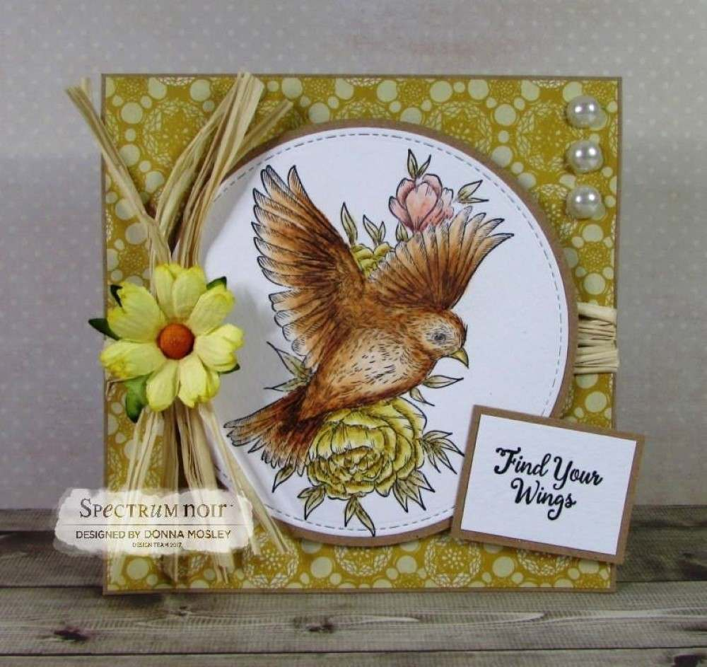 Crafter's Companion Stamps by Stacey Barras