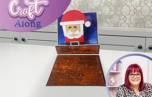 Craft Along - 19th September - Christmas Gift Card Holders