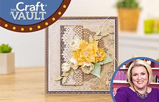 Craft Vault - 20th Feb - Flower Forming