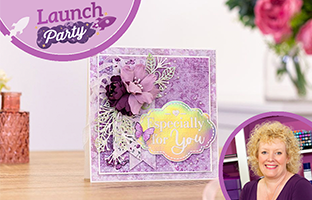 Launch Party - Create-a-Card Foil Stamp with Leann - Tuesday 21st July