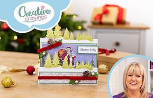 Creative Cravings - 22nd September - Lift'ables, Foilpress Segment & Sara Signature Twas' the Night Before Christmas