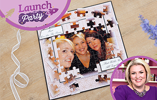 Launch Party - 23rd Feb - NEW Jigsaw Dies, Hunkydory, Preview of NEW Country Village Dies