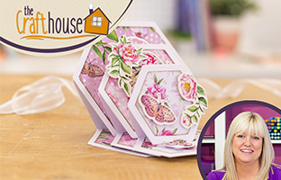The Craft House - 23rd Jan - Stacked Easels, Shadow Alphabets Double Discount