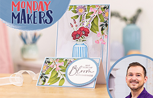 Monday Makers - 24th May - Nature's Garden Farmhouse, Organisers & Delicate CACD