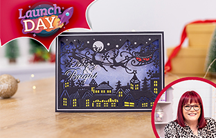 Launch Day - 25th August - Christmas Create A Card Big Scenes