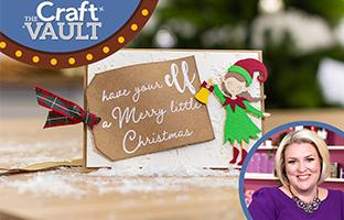 Craft Vault - 26th Jan - Time To Stamp & Die