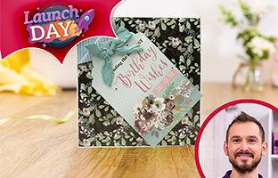 Launch Day - 27th September - NEW Hunkydory