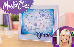 Master Class - 28th Jan - 3D Folders & Stencils, Harmony Water Reactive & Quick Dry Ink Pads