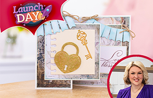 Launch Day - 29th March - NEW Sara Sig Vintage Diary