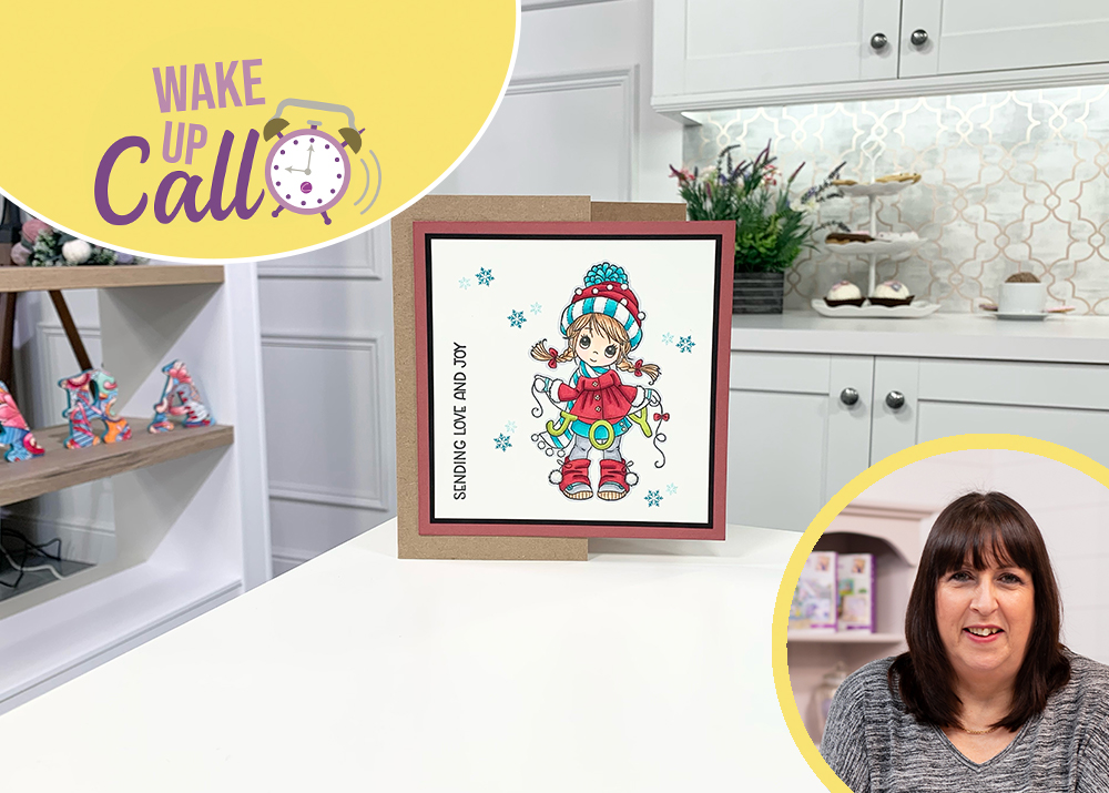 Wake Up Call with Craft Vault - 29th April