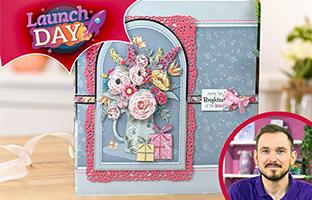Launch Day - 29th Jan - NEW Hunkydory