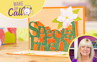 Wake Up Call with Craft Vault - 30th April