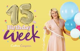 Birthday Week Offers