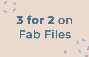 3 for 2 on Fab Files