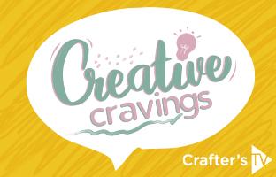Creative Cravings - 9th June - Interchangeable Sentiments
