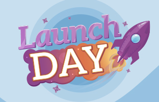 Launch Day - 9th June - NEW Hunkydory