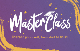 Master Class -  Donna Ratcliffe Fantasy Stamps with Craig - Wednesday 15th July