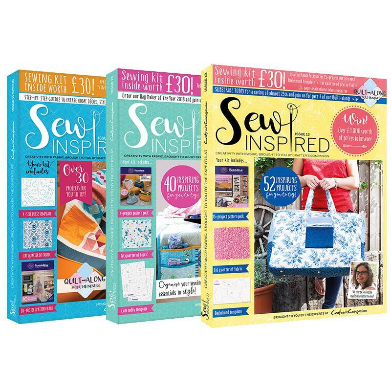 Sew Inspired Magazine