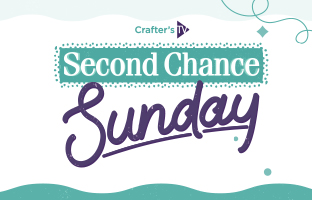 Second Chance Sunday - Sunday 27th September
