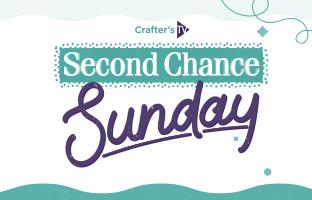 Second Chance Sunday - Sunday 15th November