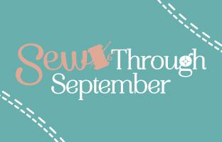 Sew Through September