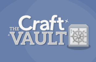 Craft Vault - Wednesday 13th January