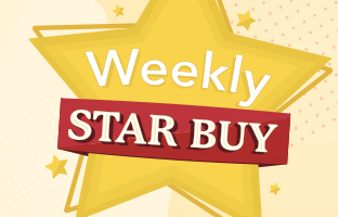Weekly Star Buys