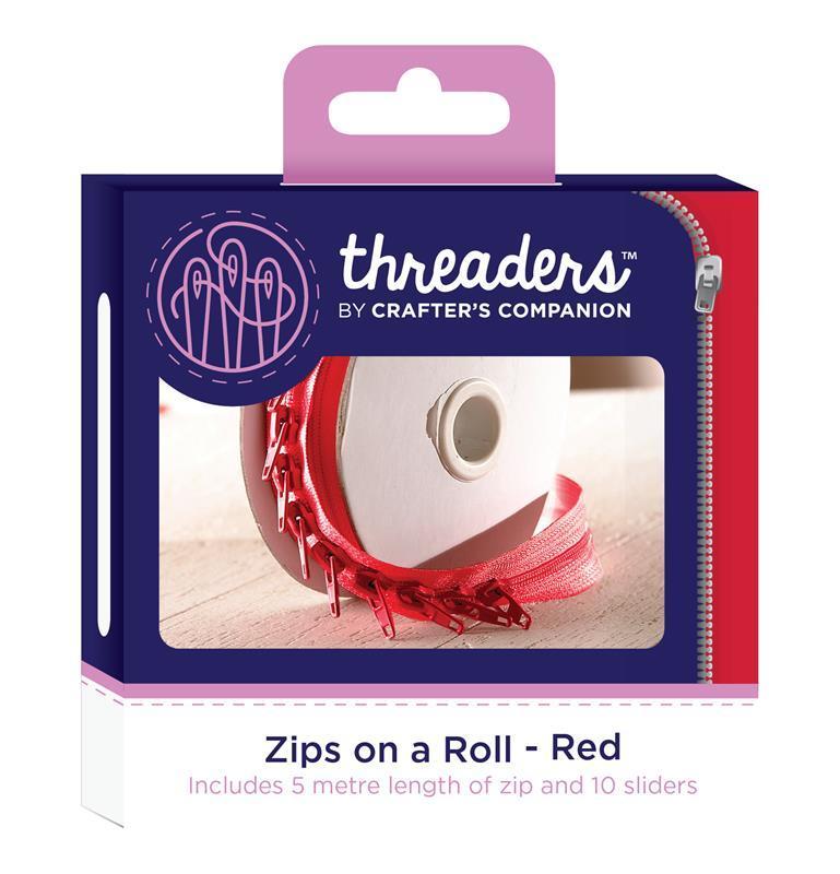 Zips on a Roll