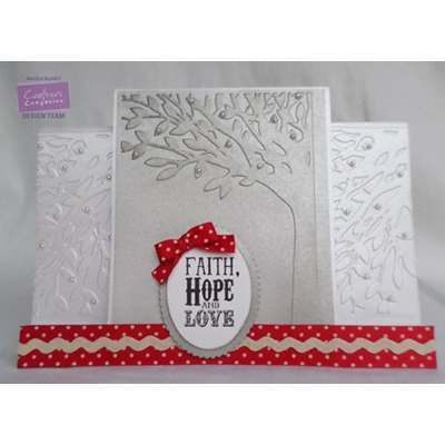 Darice Embossing Folders December 2014