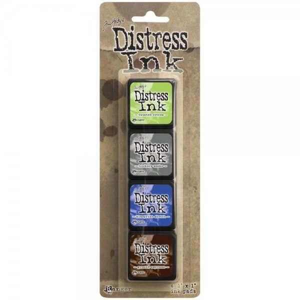 Tim Holtz Distress Mini Kits