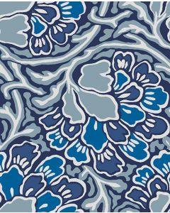 Liberty Hesketh House Dianthus Dreams - Blue
