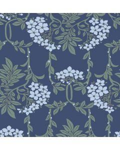 Liberty Hesketh House Nouveau Mayflower - Blue