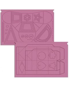 Crafter's Companion Sweet Treats Ultimate Pro Embossing Board - Special Treat