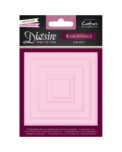 Die'sire Essentials Metal Die - Square