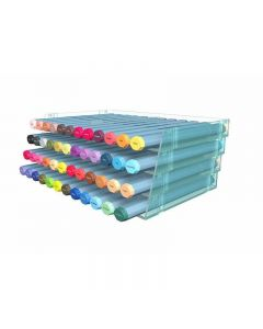 Spectrum Aqua Marker Storage (4 pack clear trays)