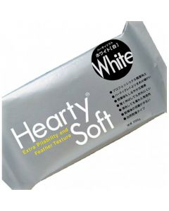 Hearty Air Drying Modelling Clay - White