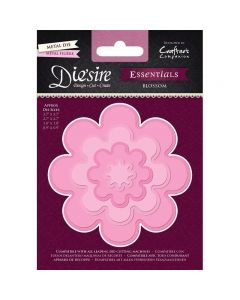 Die'sire Essentials Metal Die - Blossom