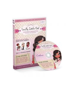Scruffy Little Cat Papercrafting CD-ROM